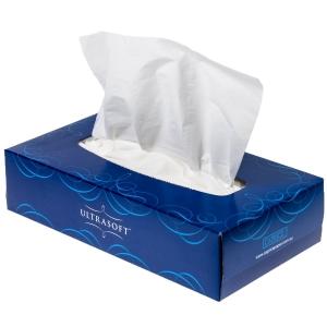 Caprice Ultrasoft Facial Tissues 100 sheets x 48 Packs/ctn