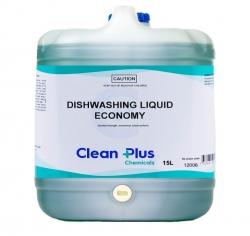 Clean Plus Dishwashing Liquid (Sink Detergent) - 15L