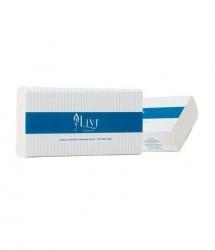 Livi Essentials ultraslim towel 2ply 150sheets x 16/carton