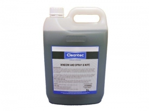 Ecolab Cleantec Window & Spray & Wipe- Glass Cleaner