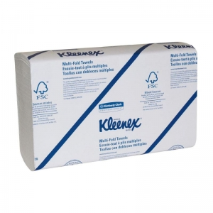 Kleenex Multifold Towel - 150 Sheets x 16 Packs