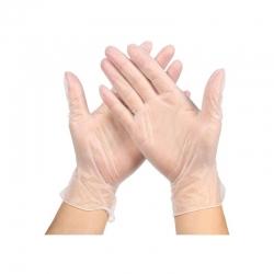 Apollo Vinyl Gloves Small 100 gloves per packet