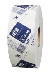 Tork Jumbo Toilet Roll 1ply Universal T1 650mtrs x 6rolls/ctn