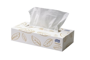 Tork Facial Tissue Extra Soft 100 Sheets x 48 Packs