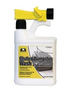 Nilodor Chute & Dumpster Wash - HD Bin Wash RTU Trigger 946mL