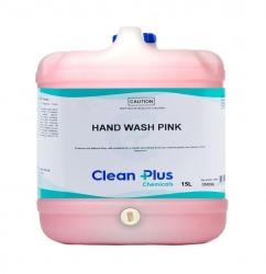 Clean Plus Hand Soap Pink - 15L