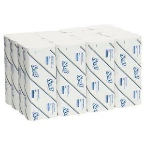 Scott Optimum Hand Towel White 150 Towel/pack
