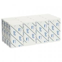 SCOTT Optimum Hand Towel Large - 16 packs per carton