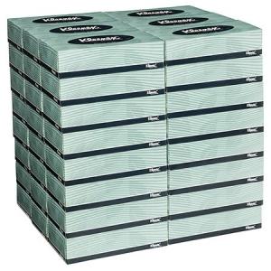 KLEENEX Facial Tissues 2ply - 100 sheets x 48 packets