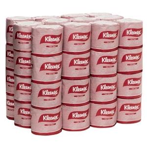 Kleenex Toilet Paper- 2ply x 400 sheets - 48 rolls p/carton