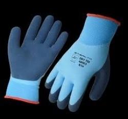 Gloves Stealth Dry Tek Blu Medium