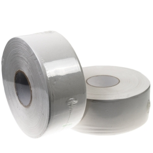 Caprice T/paper Jumbo 1Ply Poly Recycled 500m x 8rolls/Pack