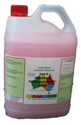 Chemibrush Hand Soap Pink - Hand and Body Cleaner - 5Ltr
