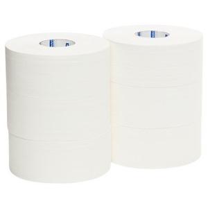 KLEENEX Toilet Tissue-Compact Jumbo Roll-2ply x 6 roll p/ctn