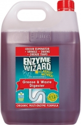 Enzyme Wizard Grease & Waste Digester -  5L