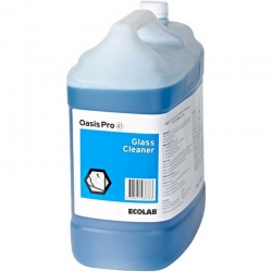 Ecolab Oasis Pro 41 Glass Cleaner 10Ltr/EA