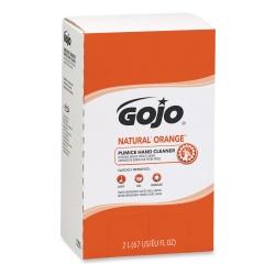 GoJo Natual Orange W/Pumice 2000ml