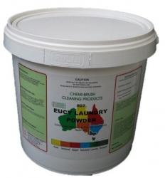 Chemibrush Laundry Powder Eucalyptus -Laundry Detergent -5Kg