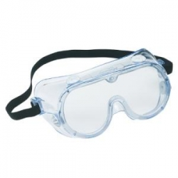 Safety Goggles with strap - Strike