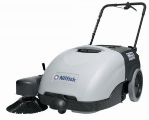 Nilfisk Sweeper SW750 with Lead