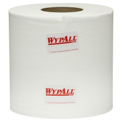 Kimberly Clark Professional WypALL L10 Regular Duty Centrefeed Wiper, White 1Ply