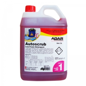 Agar Autoscrub - Floor Detergent Low Foam - 5Ltr