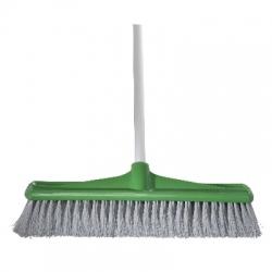 Broom 450mm Indoor Green