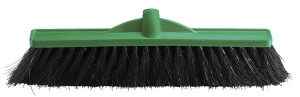 Broom 450mm Green