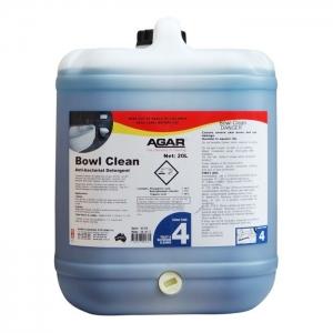 Agar Bowl Clean - Toilet and Bathroom Cleaner - 20Ltr