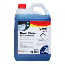 Agar Bowl Clean - Toilet and Bathroom Cleaner - 5Ltr