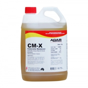 Agar CM-X - Concrete Remover - 5Ltr