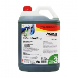 Agar Counterflu Disinfectant - 5Ltr