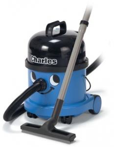 Edco Charles Blue Wet/Dry Vacuum Cleaner