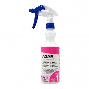 Agar Spray Bottle Magic, Novadet 500ml -Trigger not included