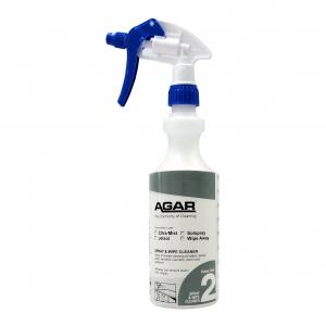 Agar Spray Bottle Solspray/Citra Mist 500ml - Trigger not included