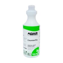 Agar Spray Bottle - Counterflu - 500ml - No Trigger