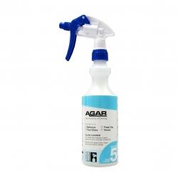 Agar Spray Bottle Fast Glass 500ml - Trigger not included