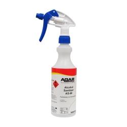 Agar Spray Bottle - AS-60 Alcohol Sanitiser 500mL