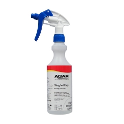 Agar Spray Bottle Hygien/Sani 500ml- Trigger not included