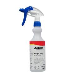 Agar Spray Bottle - Single Step - 500mL (Trigger Not Included)