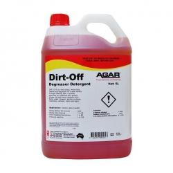 Agar Dirt Off - Heavy Duty Detergent - 5Ltr
