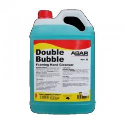 Agar Double Bubble - Foaming Hand Soap - 5Ltr