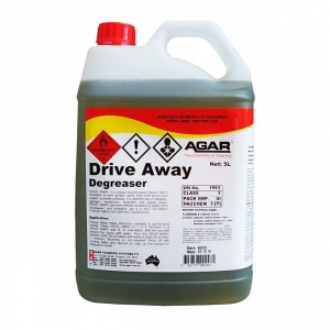 Agar Drive Away - Degreasers & Oil Remover - 5ltr