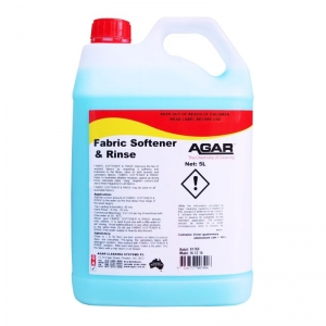 Agar Fabric Softener - Soft and Rinse - 5Ltr