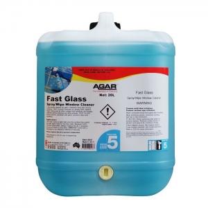 Agar Fast Glass - Glass Cleaner - 20Ltr