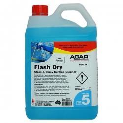 Agar Flash Dry - Glass Cleaner - 5Ltr
