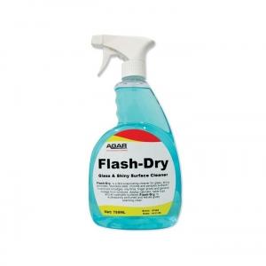 Agar Flash Dry - Glass Cleaner - 750mL