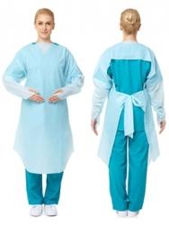 Disposable Gowns (100 pcs)