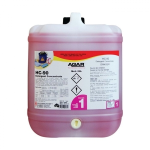 Agar HC-90 - Hard Surface Cleaner - 20Ltr
