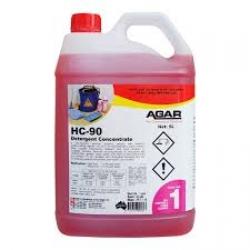 Agar HC-90 - Hard Surface Cleaner - 5Ltr